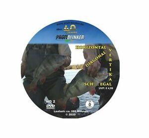 "NEU! Profiblinker DVD ""Horizontal, Vertical, Diagonal, sch..egal"" , ca. 280 min"