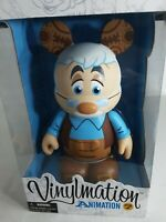 """NWT Disney Vinylmation Animation #2 Gepetto/Picocchio 9"""" Limited Edition Of 1000"""