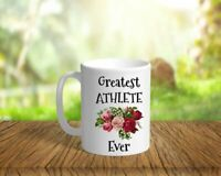 Athlete Mug Athlete Coffee Mug Athlete Gifts Athlete Appreciation Gift