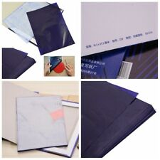 Dark Blue Transfer Paper 100 Sheets A4 Hand Stencil Carbon Hectograph Repro Hot