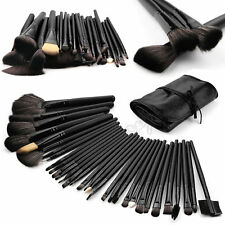 32 Pcs Professional Make Up Brush Set Foundation Kabuki Makeup Brushes Khaki