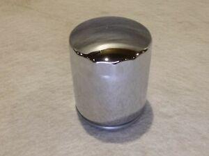 Harley Davidson Sportster Chrome Oil Filter Premium Quality Fits 1999- 2012