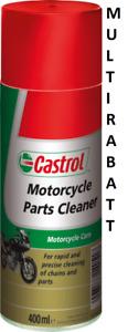 """CASTROL Motorcycle Parts Cleaner Kettenreiniger """"Chain Cleaner""""400ml MULTIRABATT"""