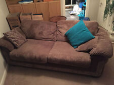 Fabric Up to 3 Seats Contemporary Sofa DFS