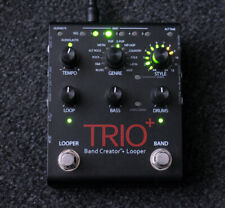 More details for digitech trio plus + band creator, looper, song creation tool. great for jamming