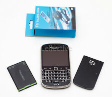 Mint Used BlackBerry Bold 9930 Sprint Unlocked Smartphone 8GB Black GSM Qwerty