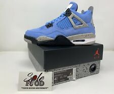 Jordan 4 Retro University Blue (GS)   408452-400   Size: 4.5Y