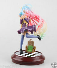 PVC 1/7 Shiro No Game No Life Anime Figure Phat Japan anime in box