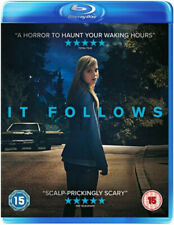 It Follows [Blu-ray] [Blu-ray] - DVD - Free Shipping. - New