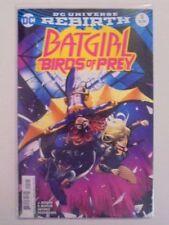 Batgirl and the Birds of Prey #5 B Cover Dc Rebirth Nm Comics Book