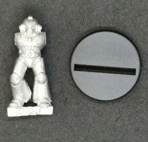 Space Marine Body Metal OOP 1990 Rogue Trader Warhammer 40k