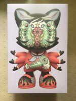 "Junko Mizuno Red Lotus SUPERJANKY superplastic janky 8"" x/300 art figure IN HAND"