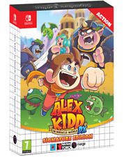 Alex Kidd in Miracle World DX Nintendo Switch Signature Edition N