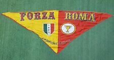 BANDANA INTROVABILE FORZA ROMA 1983 CAMPIONE D'ITALIA FOOTBALL ITALY VINTAGE B13
