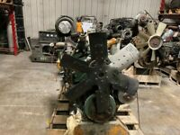 Used Detroit 6-71T Turbocharged Diesel Engine, All Complete