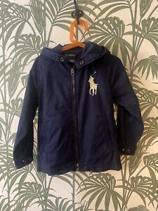 Boys Designer Ralph Lauren Lightweight Jacket / Coat Age 5 💙 4-5y