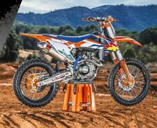 KTM Factory Graphics Kit 79208990000 SXF SX XC 125-450 16-18 Stickers Decals 250