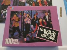 New listing New Kids On The Block - 100 Piece Puzzle - Jonathan, Jordan, Joey, Danny, Donnie