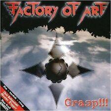 FACTORY OF ART - Grasp!!! CD