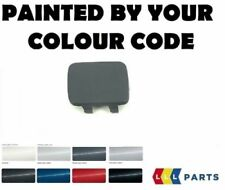 BMW NEW E81 E87 REAR BUMPER TOW HOOK EYE COVER CAP PAINTED BY YOUR COLOUR CODE