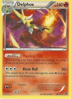 POKEMON XY CARD: DELPHOX - 26/146 - RARE