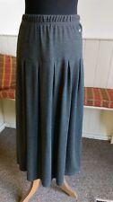 DASH skirt, dark grey, Size 8/10, Cotton/Polyester jersey