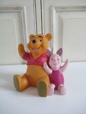 🍓 Grande Tirelire Winnie & Porcinet Disney Hauteur 16 Cm