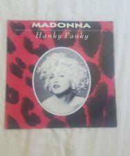"""Madonna molto Hanky Panky tedesco 7"""""""
