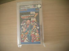> VGA 85 ROCKMAN MEGA MAN MEGAMAN 7 VII SUPER FAMICOM SNES NEW FACTORY SEALED! <