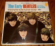 THE EARLY BEATLES ORIGINAL APPLE LABEL LP  STILL SEALED !