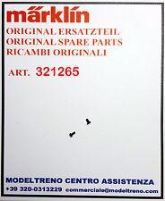 MARKLIN 321265  VITE (2pz) -  SCHRAUBE-ZYL.  (2 Stück)  37521 37522 37524 37526