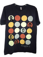 Maroon 5 American Apparel North America Tour 2013 Concert T-shirt Size Medium
