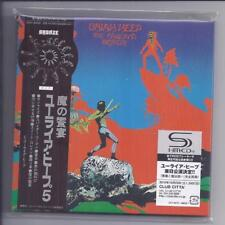 URIAH HEEP The Magician's Birthday JAPAN mini lp cd SHM UICY-94725 Rare FOC Mint