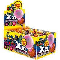 Chupa Chups XXL Lutscher Lollipop und Kaugummi, 50 Stk