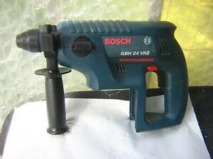 BOSCH GBH 24Vre CORDLESS HAMMER DRILL