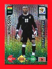 SOUTH AFRICA 2010 - Adrenalyn Panini - Card Goal Stopper - KINGGSON - GHANA