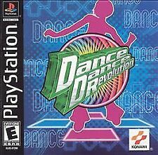 Dance Dance Revolution DDR DISC WORKS Sony Playstation PS1