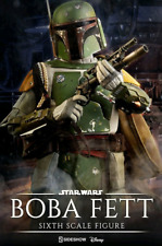 Star Wars Sideshow Collectibles Boba Fett 1:6 Scale Action Figure