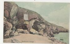 Tillywhim Caves Swanage [JWS 135] Vintage Postcard 783a