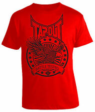 Tapout Battle Tested Adult T-shirt - Official UFC MMA Kickboxing Apparel