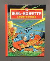 Les meilleurs aventures de Bob et Bobette. L'aigrefin d'acier. Ed standaard 1996