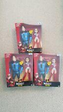 Incredibles 2 Elastigirl & Mr. Incredible Toys R Us Exclusive dolls