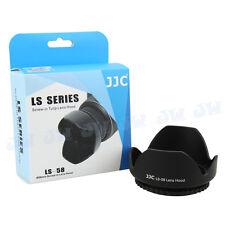JJC 58MM Flower Lens Hood For Canon Rebel T5i T4i T3i EOS 700D 550D 650D 100D
