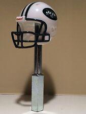 New York Jets Mini Helmet NFL Beer Tap Handle Football Kegerator Super Bowl AFC