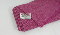 Harris Tweed Fabric Material & labels  - various Sizes - ref.f39