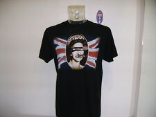 T SHIRT MAGLIA MANICA CORTA ROCK SEX PISTOLS GOD SAVE THE QUEEN NERA M