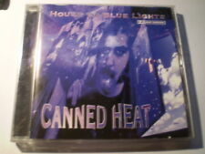 "CANNED HEAT "" house of blue lights ""    CD"