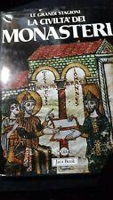 La civiltà dei monasteri Jaca Book  1985