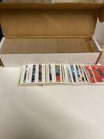 1988 Topps Baseball Complete Set 1-792 - Tom Glavine RC