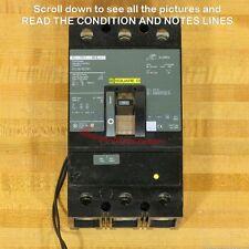 Square D KCL341501021 Circuit Breakers, 150 Amp, 65 kAIR, Shunt Trip, NEW